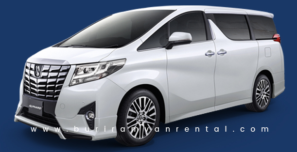 Buriram Van for Rent